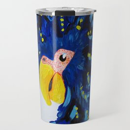 Cocky want a cracker Travel Mug