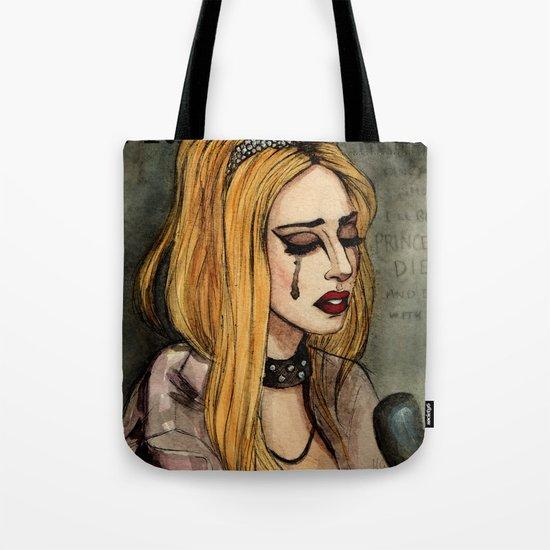 Princess Die Tote Bag