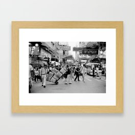 Hong Kong #53 Framed Art Print