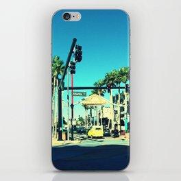 Daytona iPhone Skin