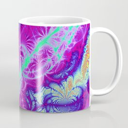 Fractal Arabesque Coffee Mug