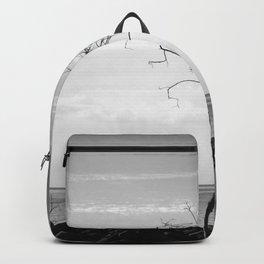 Ocean tree. Backpack