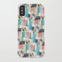 bath iPhone & iPod Cases featuring Bath by Coral Elizabeth Design