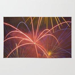 Fireworks Finale Rug