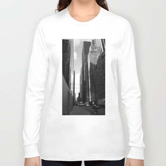 Reflection of the street Long Sleeve T-shirt