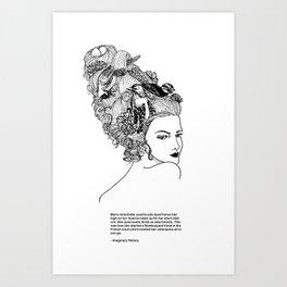 Imaginary History #913 Art Print