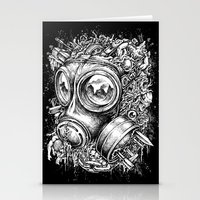 chaos Stationery Cards featuring Chaos by toto6