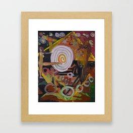 OOOMAN Framed Art Print