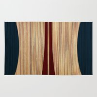 patriots Area & Throw Rugs featuring DOGTOWN PATRIOTS by DOGTOWN PATRIOTS
