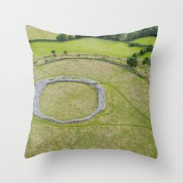 Landscape Photography by Kevin B Leigh Throw Pillow