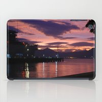 philippines iPad Cases featuring Olongapo Bay, Philippines by Paul Doyle
