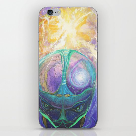 Cerebro iPhone Skin