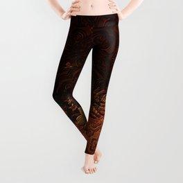 Decorative design Leggings