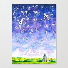 Midwest dreams #2 Canvas Print