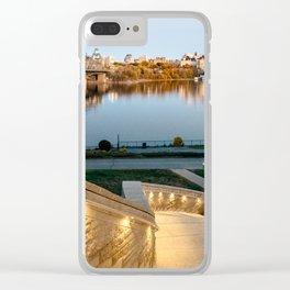 Sunset on Ottawa Clear iPhone Case