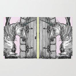 Daydream Doorway pink Rug