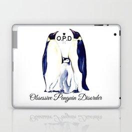 Obsessive Penguin Disorder 2 Laptop & iPad Skin