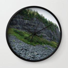 Tabel Rock in Molalla, Oregon Wall Clock