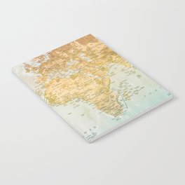 Pastel World Notebook