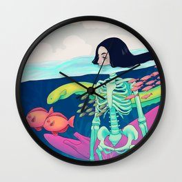 Esquimal Wall Clock