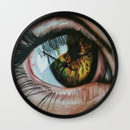 Eye see you Wall Clock