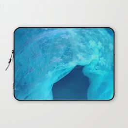 ghost in the swimming pool Laptop Sleeve