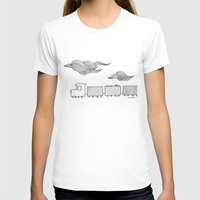 train T-shirts featuring Train by Jessie Vittoria