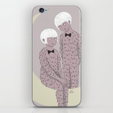 Hirsute iPhone & iPod Skin
