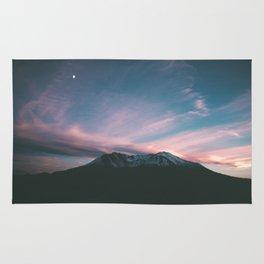 Mount Saint Helens III Rug