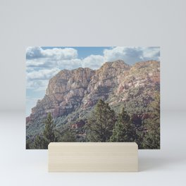 Hike to Devil's Bridge X Sedona Arizona Mini Art Print