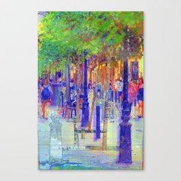 20180706 Canvas Print