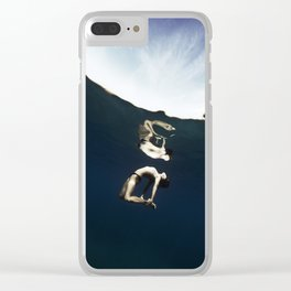 140908-2732 Clear iPhone Case