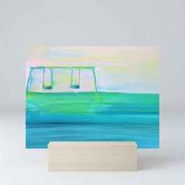 SWINGS Mini Art Print