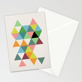 Abstract #579 Stationery Cards