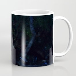 Bird in Moonlight Coffee Mug
