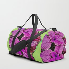 Ode to Leaves Duffle Bag