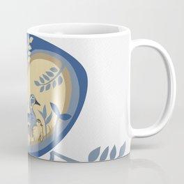 Easter Wood ducks Coffee Mug