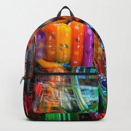 Cray Cray crazy fun at the carnival Backpack