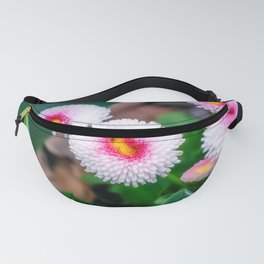 Bright Spring Flowers Fanny Pack