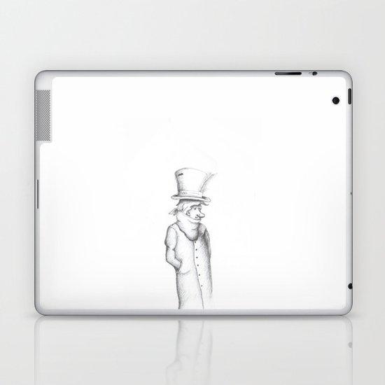 Tophat Bandit Laptop & iPad Skin