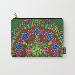 Magic butterfly circle Carry-All Pouch
