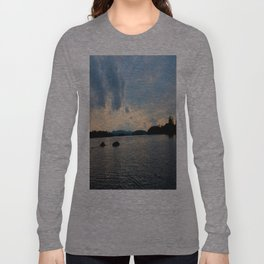 A Two Stoned Dusk  Long Sleeve T-shirt