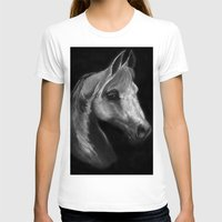 arab T-shirts featuring Arab horse portrait by Mindgoop