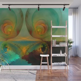 Ghosts of water ... Wall Mural