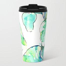Heart leaves 2 Travel Mug