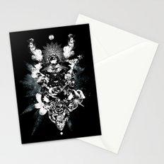 Orchids & Diamonds Stationery Cards