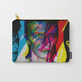 David Bowie - A Lad Insane Carry-All Pouch