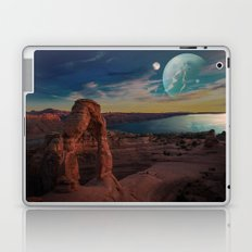 Space Desert Laptop & iPad Skin