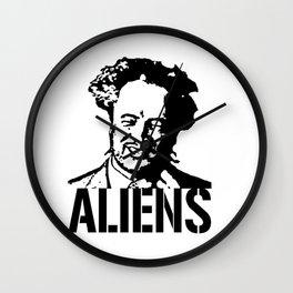 Giorgio A. Tsoukalos (The Alien Guy) Wall Clock