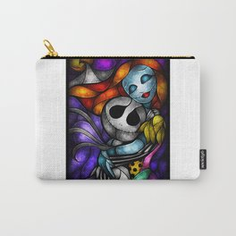 jack and sally forever Carry-All Pouch
